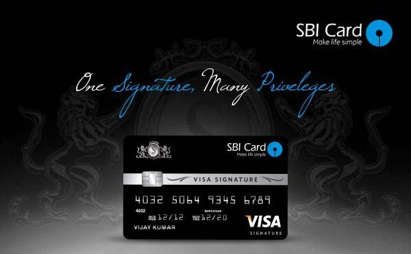 SBI Elite Credit Card