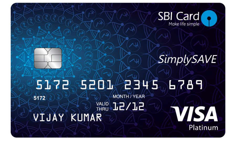 SBI Simply Credit Card