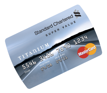 Standard Chartered Super Value Titanium