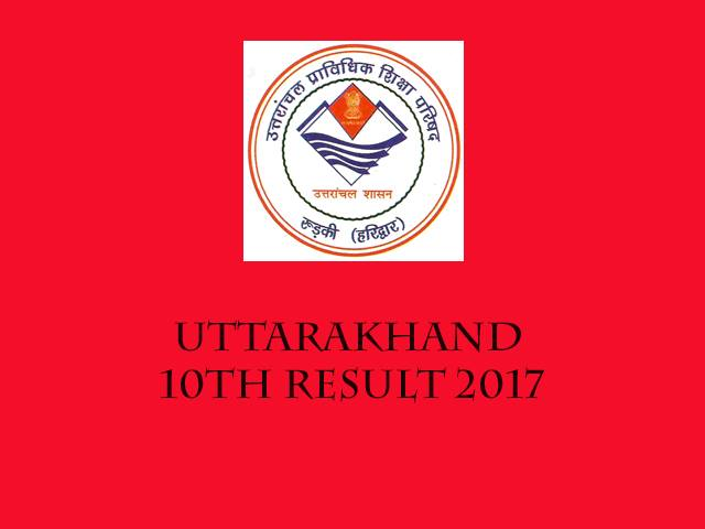 Uttrakhand Board 10th Class Exam