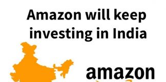 Amazon will keep investing in India