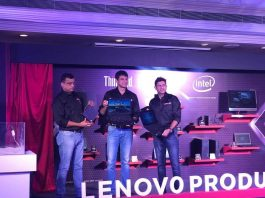 Lenovo Launches new Think Laptops, Monitors, and Desktops in India