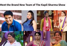 Meet the Brand New Team of The Kapil Sharma Show
