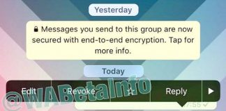 WhatsApp New Feature soon allows you to Recall sent Messages