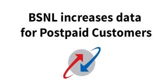 BSNL increases data for Postpaid Customers