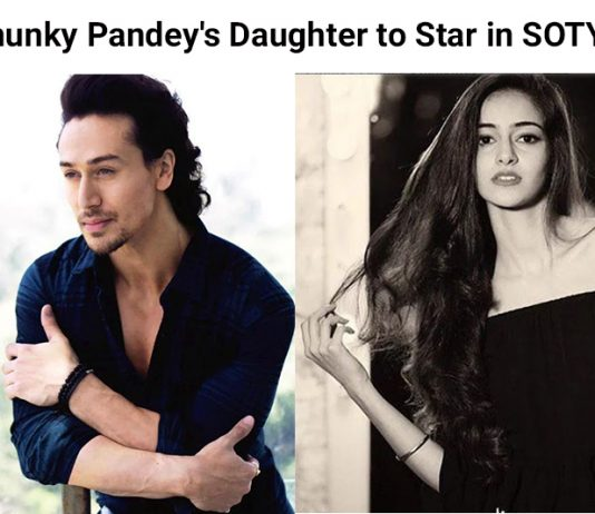 Chunky Pandey's Daughter to Star in SOTY2