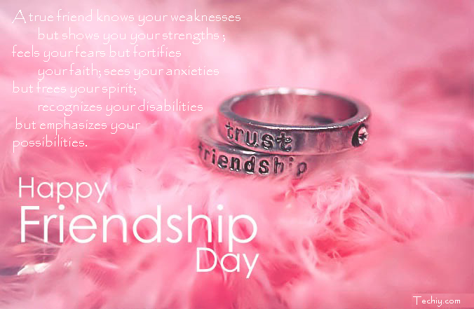 Friendship Day 2017 HD Image