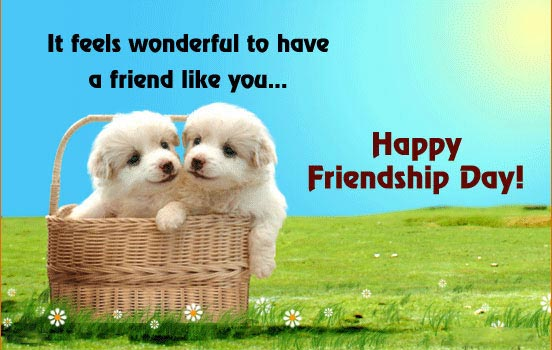 Friendship Day 2017 Image for Whatsapp