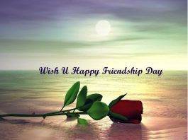 Friendship Day 2017 Images