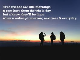 Happy Friendship Day Quotes 2017 in Hindi, English & Marathi