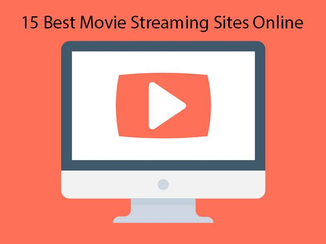 Movie Streaming Sites Online
