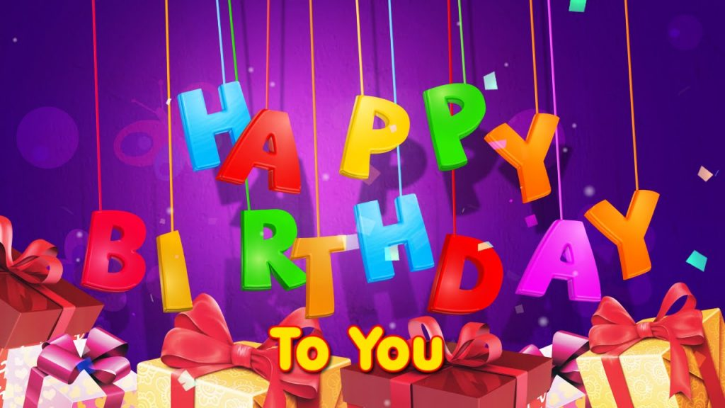 Happy Birthday Image for Facebook