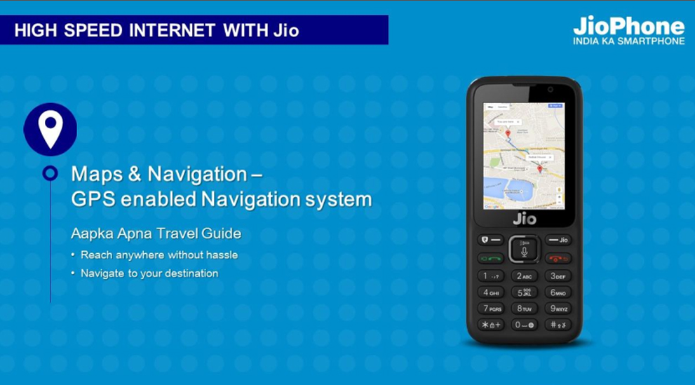 JioPhone Full Specifications and Availability is Revealed