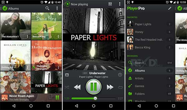 best music player app for android apk