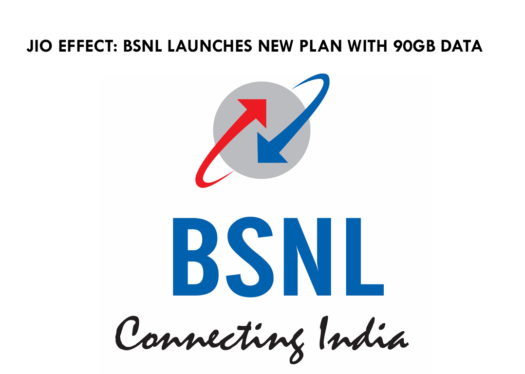 Jio Effect: BSNL launched new plan with 90 GB Data