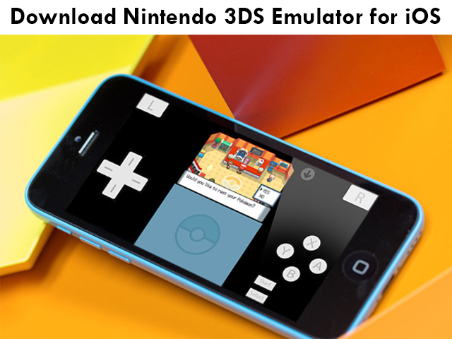 3DS Emulator - Download Citra's Nintendo 3DS Emulator for