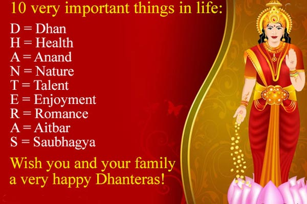 Happy Dhanteras 2017 Image for FB